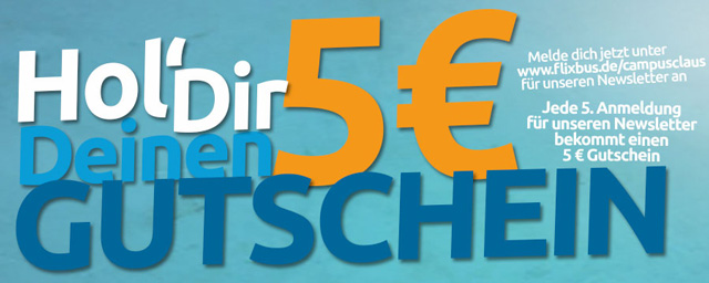 FlixBus-Gutschein-Aktion