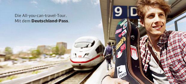 Deutschlandpass-Bahn